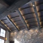 Breathtaking Rustic Ceiling Light Design 6