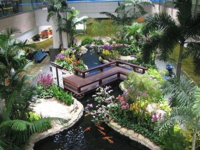 Amazing Indoor Water Features Design Ideas 81