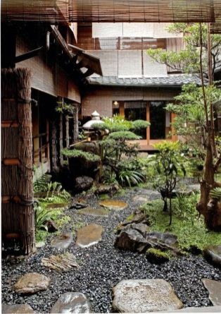 Peacefully Japanese Zen Garden Gallery Inspirations 82