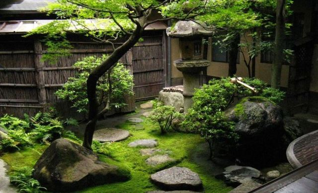 Peacefully Japanese Zen Garden Landscaping