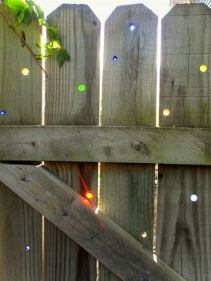 Stunning Creative Fence Ideas for Your Home Yard 8