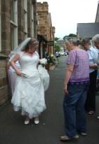 Lacy Bride