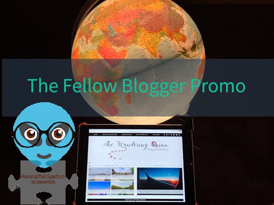 The Fellow Blogger Promo – Wandering Quinn