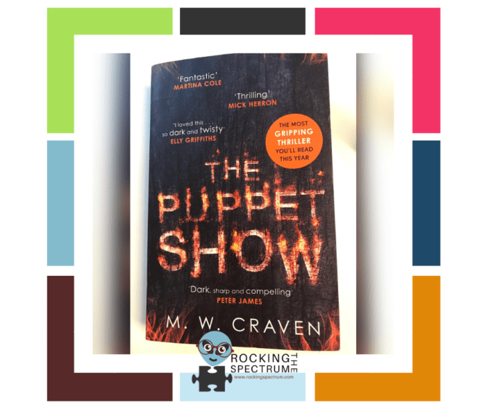 Book Review – The Puppet Show by M. W. Craven