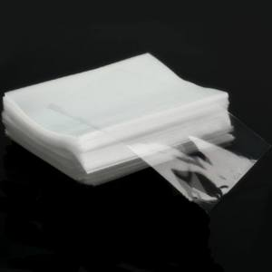 Clear Bags 11.5cm x 23cm (100 pieces)