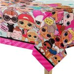 L.O.L. Surprise Table Cover 1.37m x 2.13m