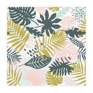Aloha / Leaves Napkins (Pack of 20)