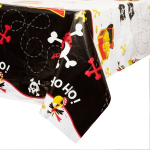 Pirate Table Cover (1.37m x 2.13m)