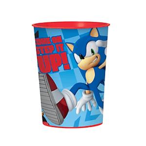 SONIC Plastic Cup 455ml