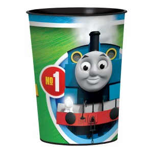 Thomas & Friends Plastic Cup 455ml & Candies GIFT