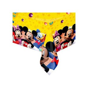 Mickey Mouse Clubhouse Tablecover 120cm x 180cm