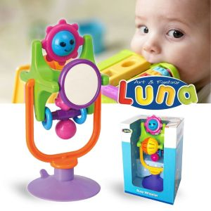 LUNA Busy Wheeler for High Chairs/Dining tables 15x12.5x21cm