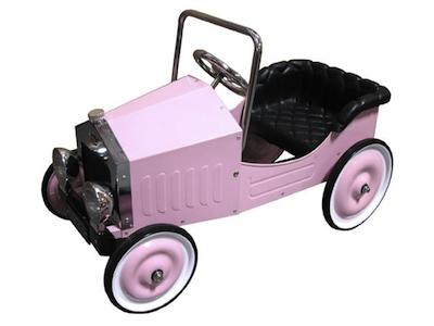 Dexton Kids Voiture Classic Pedal Car