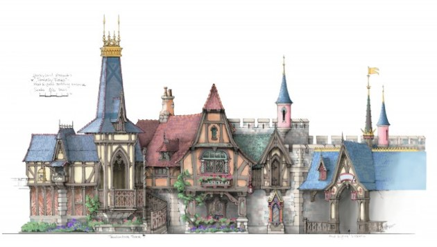 Fantasy Faire at Disneyland Park