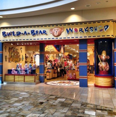 Make Your Own My Little Pony at Build-A-Bear Workshop