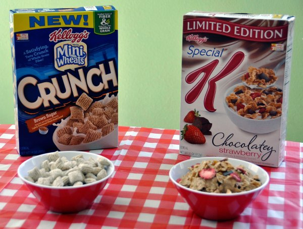 Kellogg's New Cereals