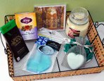 Mother's Day Relaxation Gift Basket