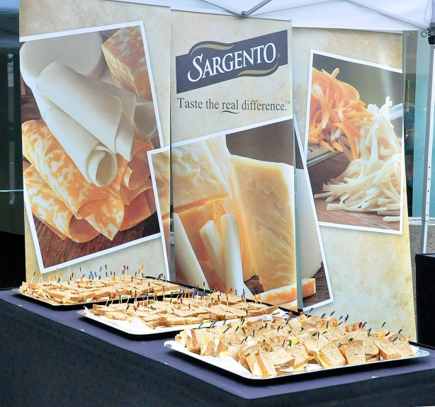 Sargento Take a Real Lunch
