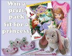 Sofia the First Prize Pack