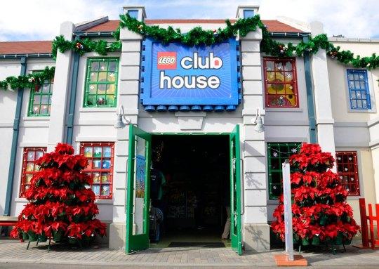 LEGO Club House
