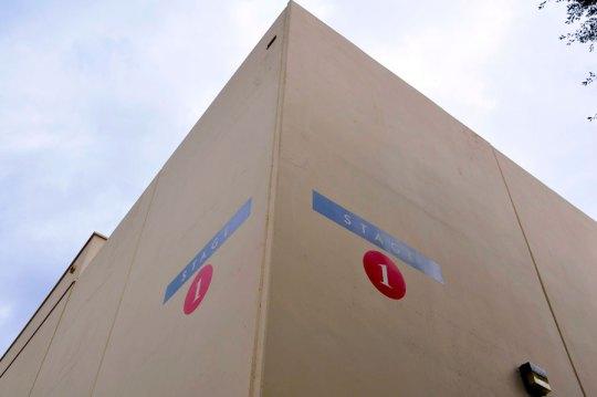 Stage 1 at Walt Disney Studios