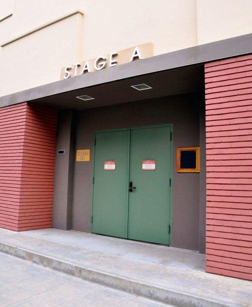 Stage A at Walt Disney Studios