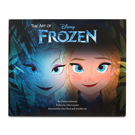 The Art of Disney Frozen