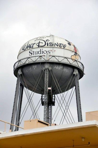 Walt Disney Studios Water Tower