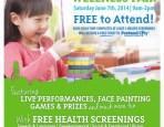 Pretend City Health Fair
