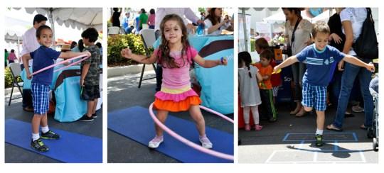 Pretend City Children's Museum Wellness Fair
