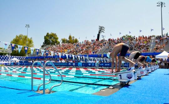 National Swimming Championships