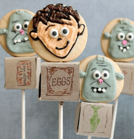 The Boxtrolls Free Printable Activity Guide, Halloween Costume Ideas, and Recipes