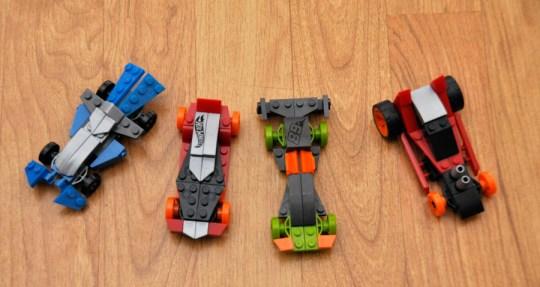 Mega Bloks Hot Wheels Cars