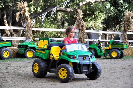 John Deere Mini Tractors