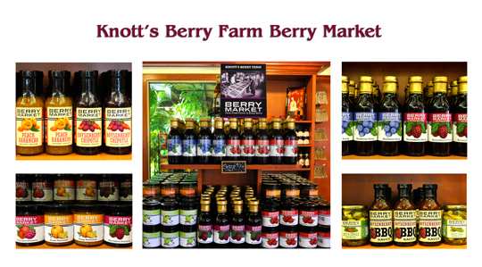Berry Market at Knott's Berry Farm