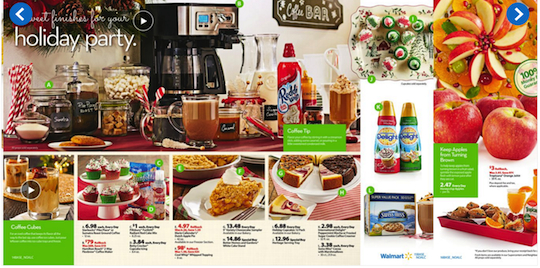 Walmart Holiday Entertaining Guide