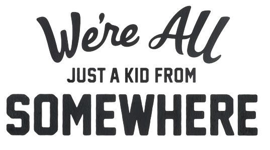 We're All Just A Kid