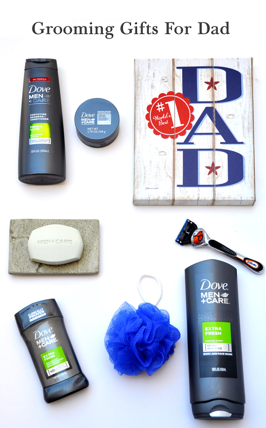 Grooming Gifts For Dad