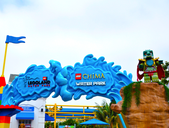 LEGO Chima Water Park