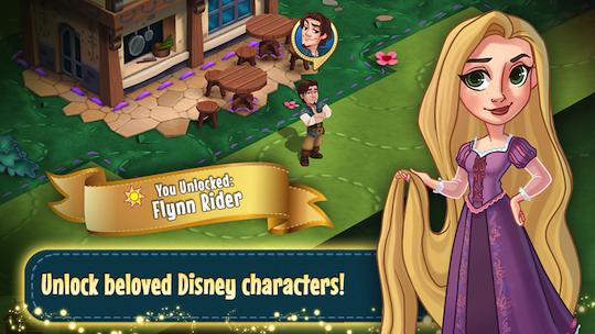 Disney Enchanted Tales Unlock Character