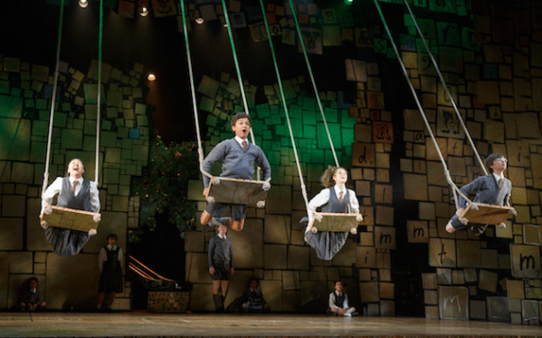 When I Grow Up MATILDA THE MUSICAL