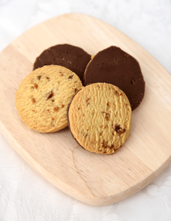Cookies Used in Chocolate and Toffee Cheesecake