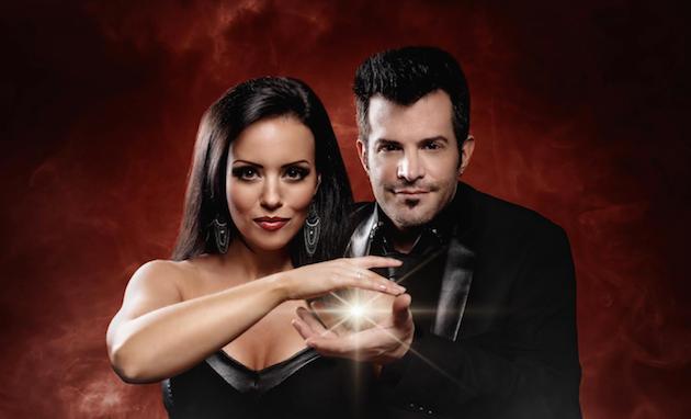 Magicians Kyle and Mistie - FantaSea
