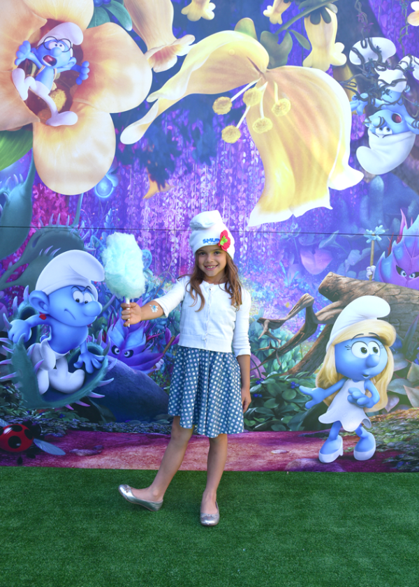 Smurfs: The Lost Village Premiere