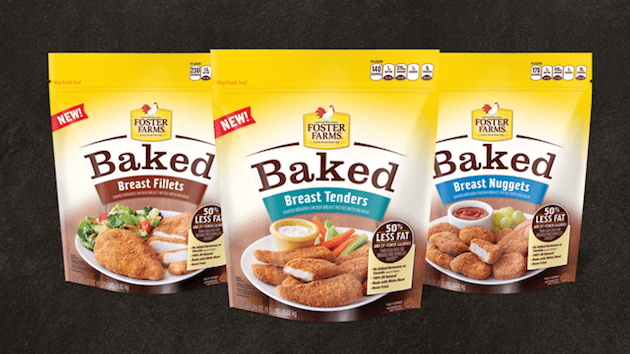 Foster Farms Baked Chicken - Barbecue Chicken Salad