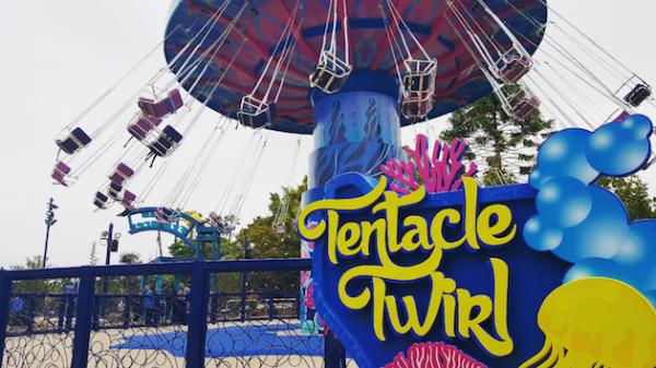 Tentacle Twirl