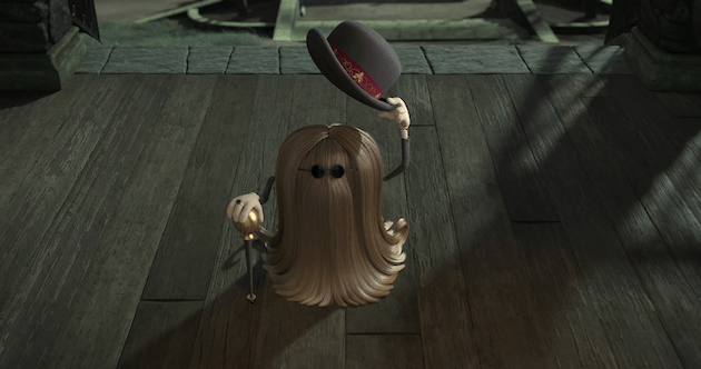 It From The Addams Family