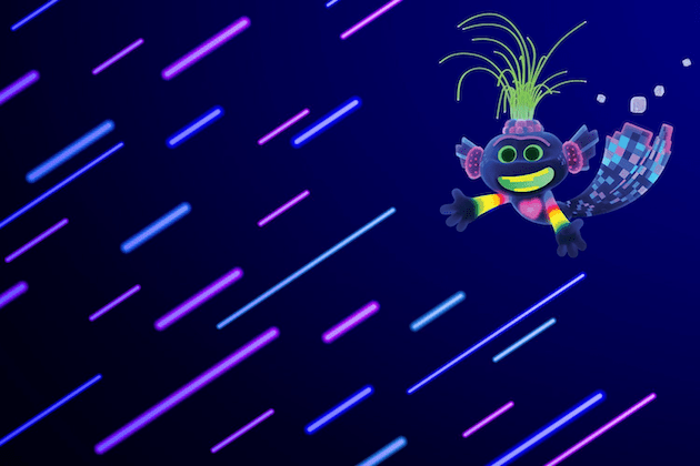 Trolls King Trollex Zoom Background