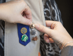 Girl Scout Pins
