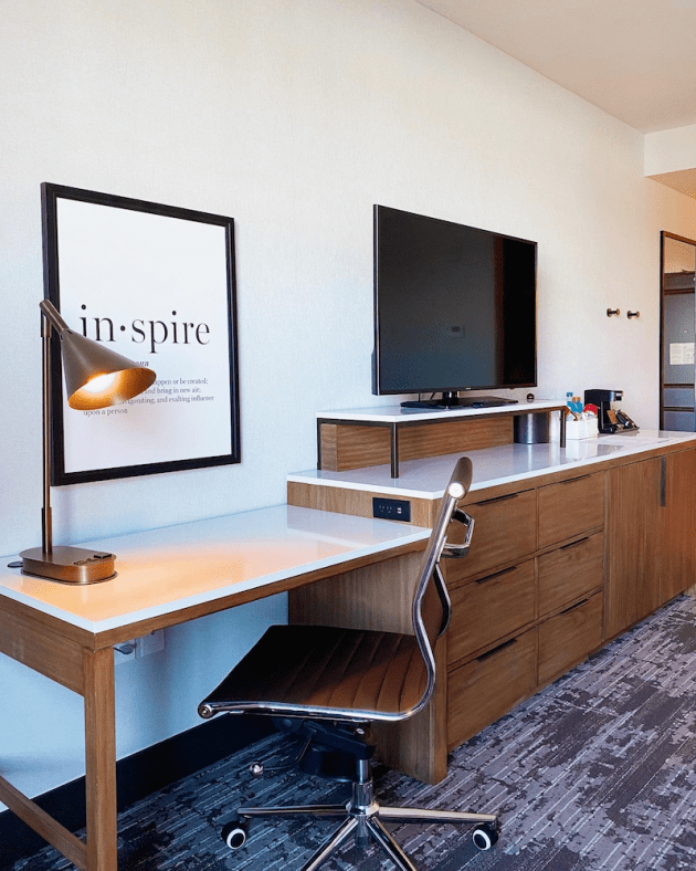 Amenities at Ayres Hotel Vista Carlsbad